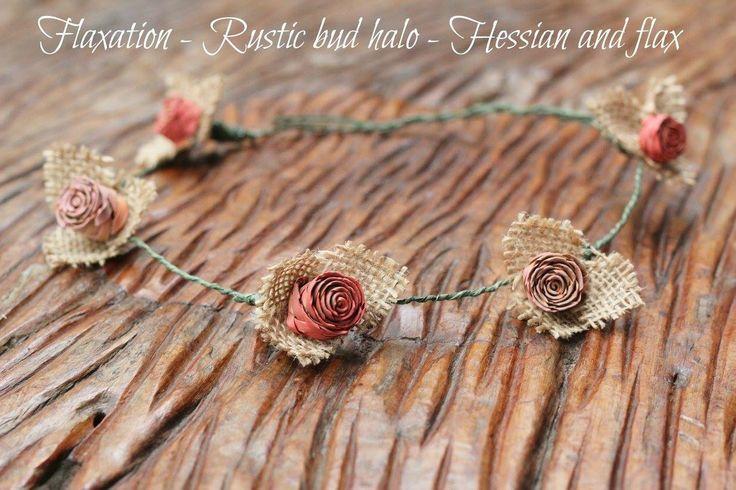 Halos created by Flaxation  www.flaxation.co.nz