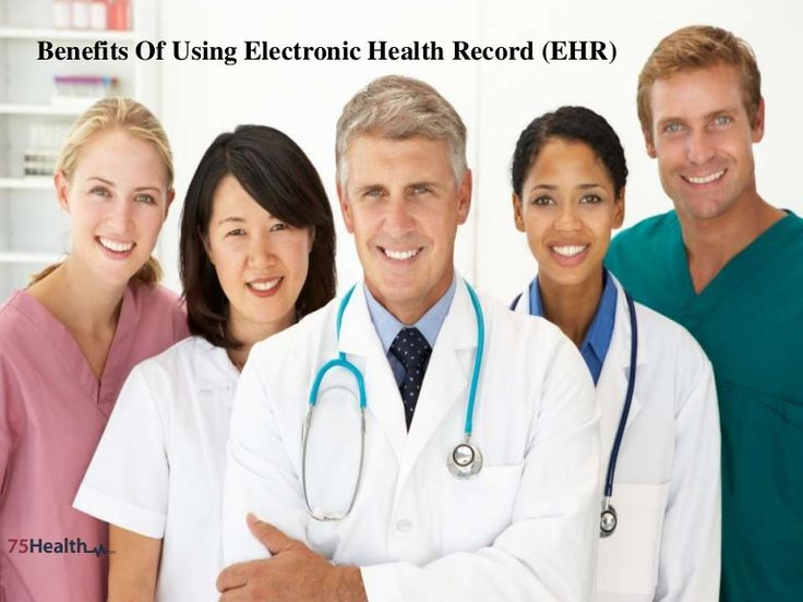 Benefits of Electronic Health Record ( #EHR ) - #75health