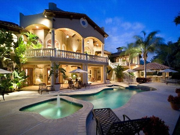 34 Best The Most Beautiful Villas Of The World Images On