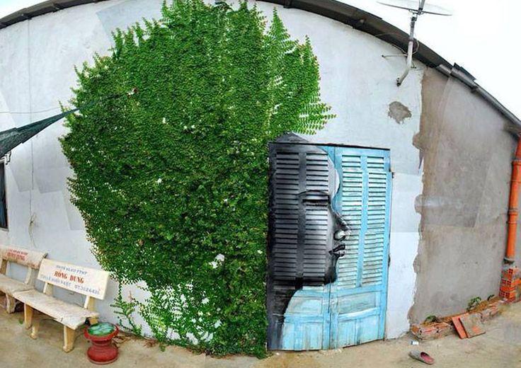 Cong Than- l'arte che interagisce con la natura  http://restreet.altervista.org/la-collaborazione-tra-arte-e-natura-piu-creare-qualcosa-di-veramente-unico/