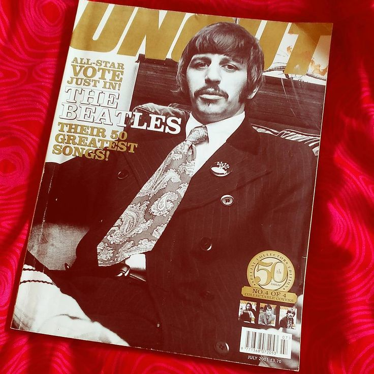 ..Ringo!   #uncut #richardstarkey #drummer #ringo #withalittlehelpfrommyfriends #singer #thebeatles #beatles #fabfour #ringostarr #liverpool #magazine #magazinecover #uncutmagazine #rorystormandthehurricanes #thomasthetankengine #instamusic #instabeatles #musicians #music #instamagazine #beatlemania #1960s #instadrummer #photo #pop #rock