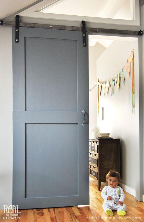 ponad 1000 pomys w na temat grey interior doors na. Black Bedroom Furniture Sets. Home Design Ideas
