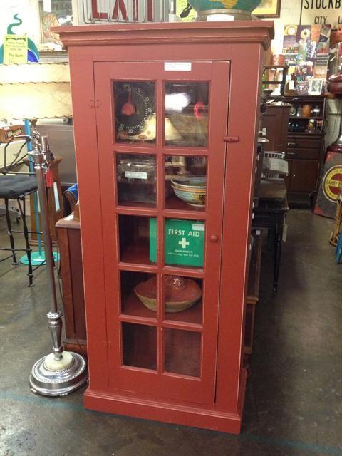 Red Amish cabinet - 8 Best Amish Made Barnwood Furniture Images On Pinterest Antique