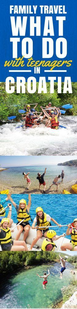 Things to do in Croatia: Go on a Croatia Family Adventure Holidays | Travel Croatia Guide
