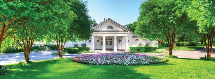 Arlington Hall Wedding Venue in Dallas