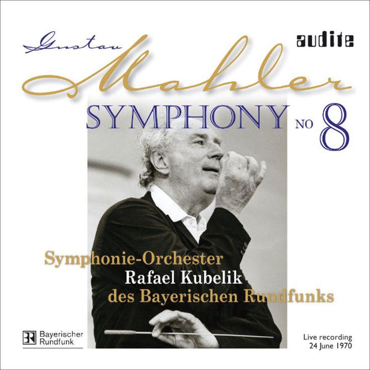 Symphonieorchester Des Bayerischen Rundfunks - Mahler: Symphony No 8