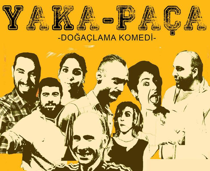Gülmeden izlemenin mümkün olmadığı mizah yüklü gösteri Yaka Paça, 13 Şubat Cuma akşamı Tiyatro Karakutu'da..