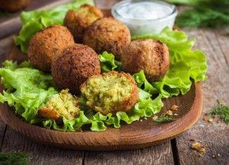 Cómo hacer falafel en casa: receta típica de la India