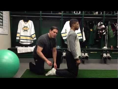 Eccentric Hamstring Strengthening - http://weightliftingdaily.net/eccentric-hamstring-strengthening/