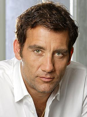 "Clive Owen. yes please.  ""I don't want to be in bad films that make alot of money. Not interested""..C.Owen"