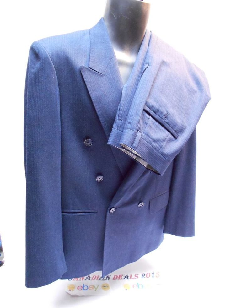 RARE CHINCHILLA SUIT 120s Wool CASHMERE Blazer Sport Coat 42 + Pants England GUC #Oxxford #TwoButton