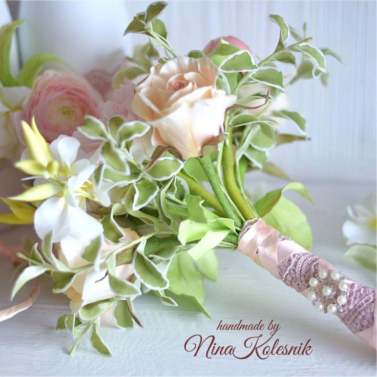 Купить Свадебные аксессуары. Веночек для невесты. Букет невесты - свадебные аксессуары, свадебное украшение