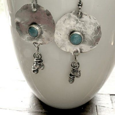 , Sterling Silver with Turquoise :