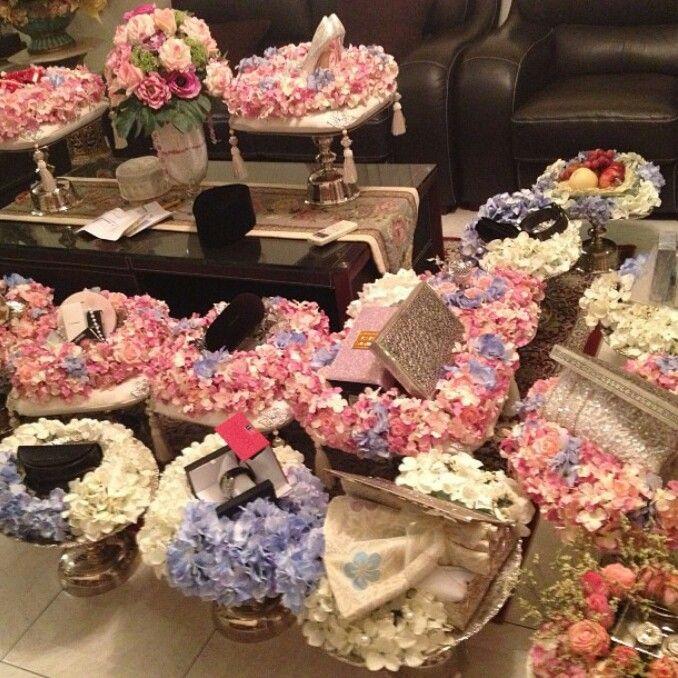 hantaran wedding perkahwinan Wedding gift favors
