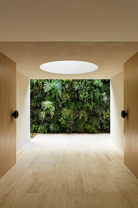STUDIO ARTHUR CASAS| modern entryways | www.bocadolobo.com #modernarchitecture #modernbuildings