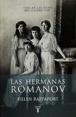 HERMANAS ROMANOV,LAS  HELEN RAPPAPORT  SIGMARLIBROS