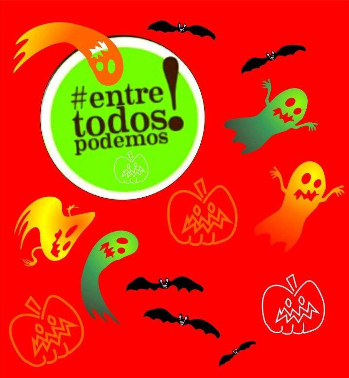 #entretodospodemos This is #Halloween #ArtAbalori
