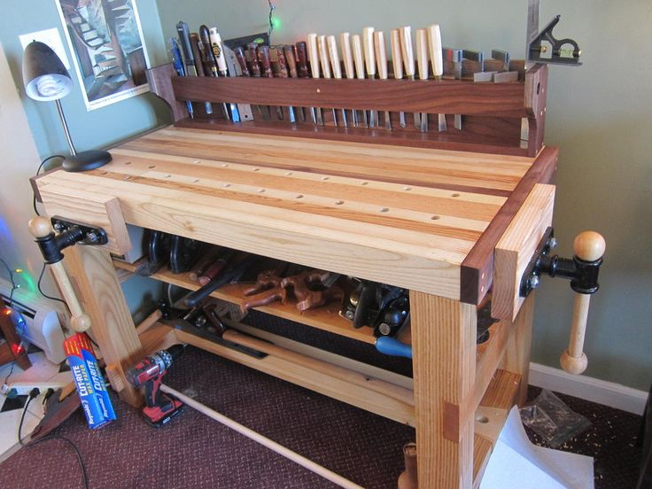 little living room carving bench