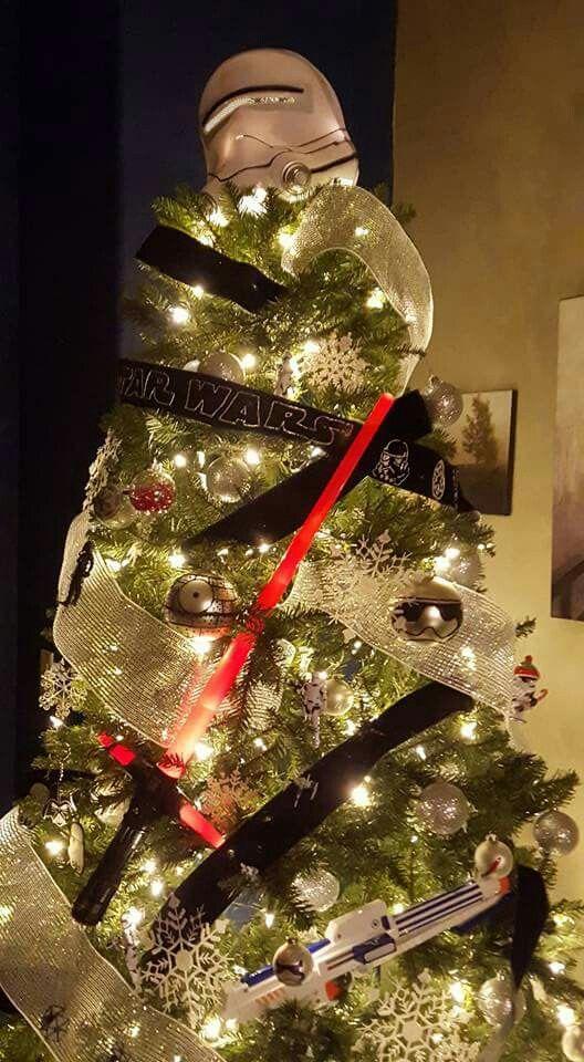 Best 25+ Star wars christmas tree ideas on Pinterest | Star wars ...