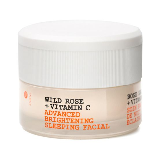 The ultimate sleeping facial mask! More than a mask, more than a night cream, it contains the Korres Phos Compound, a proprietary blend including a brightening agent and stabilized vitamin C. Day after day, week after week, uneven tone and dark spots will continuously improve. After only 14 days you'll see skin that's brighter, more even-toned, and exceptionally radiant.