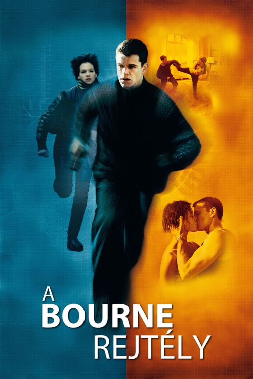 Watch The Bourne Identity Full Movie Online