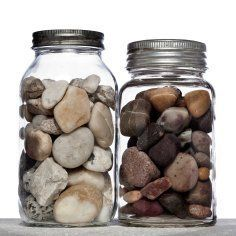 Keep other bits and bobs is nice jars