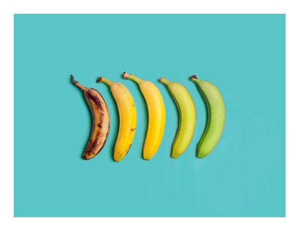 S P L I T: fotografías que juegan con el color y la forma
