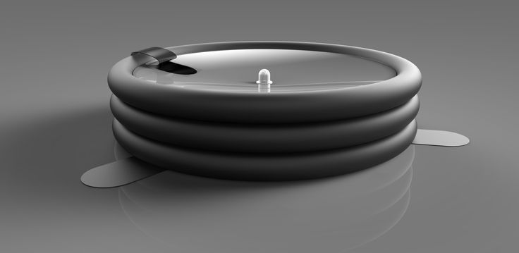 New concept we are working on: a 150 gallon rain harvesting tank that costs just $6 to make.