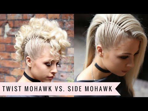 This channel is full of all types of hairstyles. Wearable quick everyday styles, edgy style, to formal updos. You will find all different types of braids and...