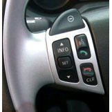 MULTICOMM - Lenkrad-Steuerungsadapter Works with all Bluetooth phones / Voice recognition dialer / Uses the car speakers /Discreet and elegant design. Contents of the package - Keypad / Power cable / Electronic Box / Microphone / Mute cable. Voice menu - Languages available - English, German, French, Italian, Spanish, Dutch, Portuguese, Chinese, Russian, Czech. Voice recognition dialing / Redial f... #Parrot #Wireless