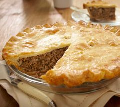 Tourtiere, simplified by Kate Holmes of TGtbT.com