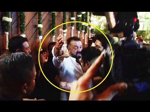 Sanjay Dutt caught DRUNK at Amitabh Bachchan's Diwali bash 2016.