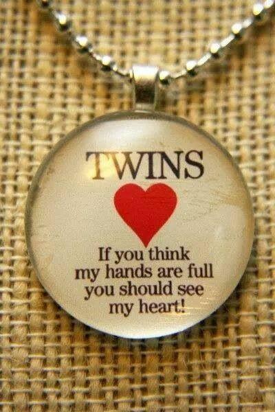 Love my twin