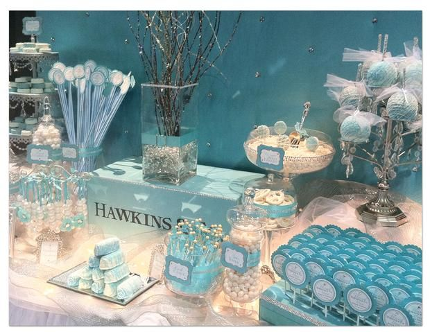 17 Best Images About Tiffany Blue Wedding On Pinterest