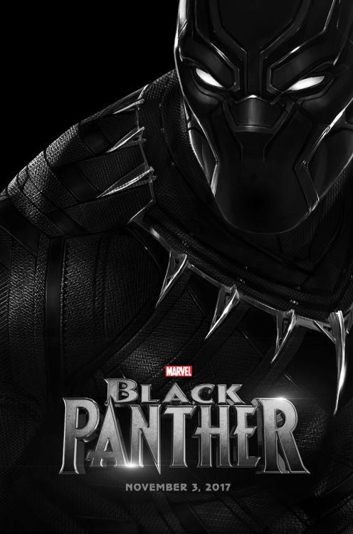 staingirl: Fan poster for Black Panther tumblr // twitter // facebook