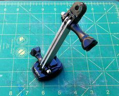 Paul's Powered Paragliding Page: DIY GoPro Extension Arms that don't suck