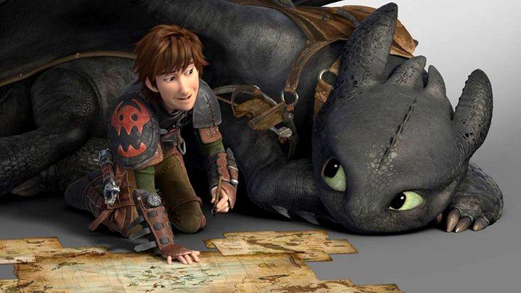 Картинки игрушки драконы гонки по краю