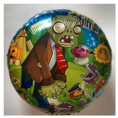 Plants VS Zombies 5 Piece Birthday Party Decorations. #Plants #Zombies #Piece #Birthday #Party #Decorations