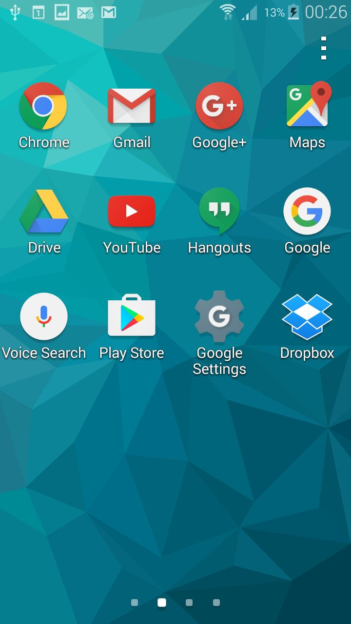 20170119hApps02 - Installed #apps screen 2 on 20170119 - For more details visit our website: http://androidnewbie.jimdo.com/