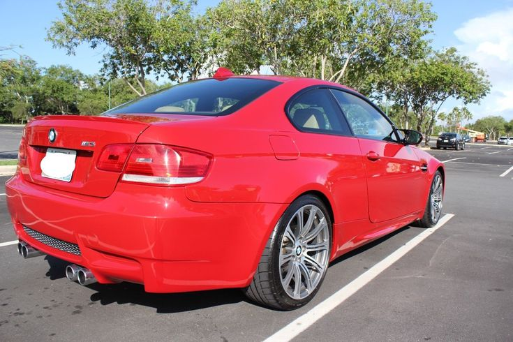 Cool Amazing 2008 BMW M3 -- Ultra Low Millage! 12.5k - Collectors Car 2017/2018