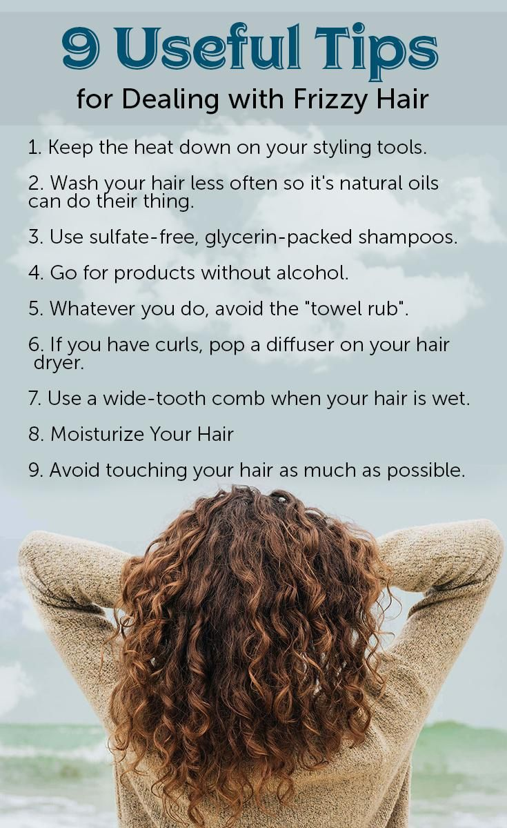 Discover the Useful Tips for dealing with Fizzy Hair  https://womanwize.myshaklee.com/us/en/shop/healthybeauty