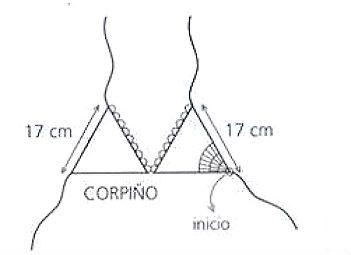 Cómo tejer una bikini crochet paso a paso