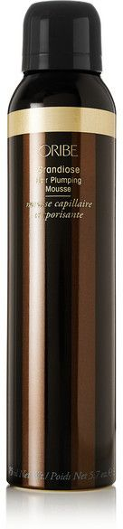 The best hair mousse for great volume. Oribe - Grandiose Hair Plumping Mousse, 175ml