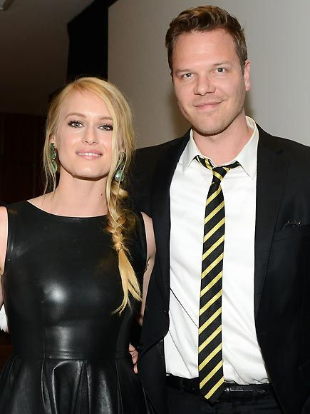 Jim Parrack and Leven Rambin Are Engaged