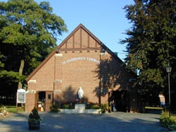 St. Anthony's Parish, Oceanside NY, where my Mom worked (and worshiped).