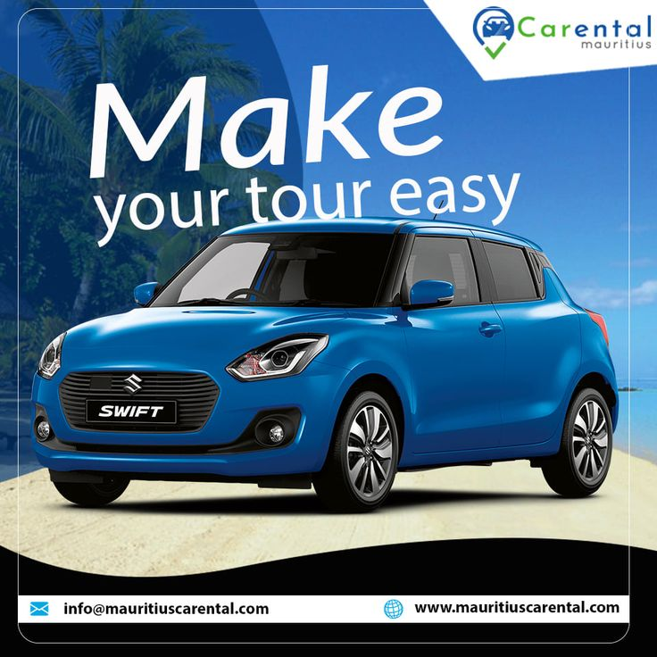 Make your tour easy with Mauritius Car Rental. Contact us