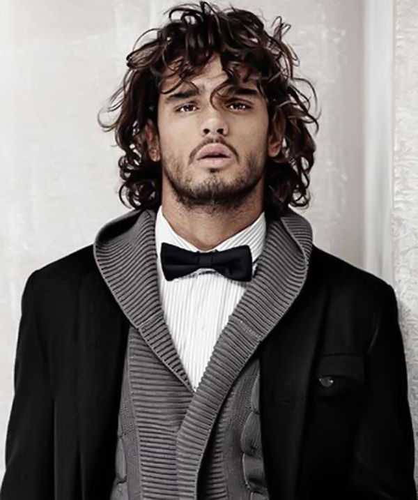 Nice New Hairstyles for Men with Long Hair 2014