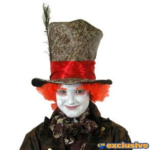 Deluxe Mad Hatter Costume Kit