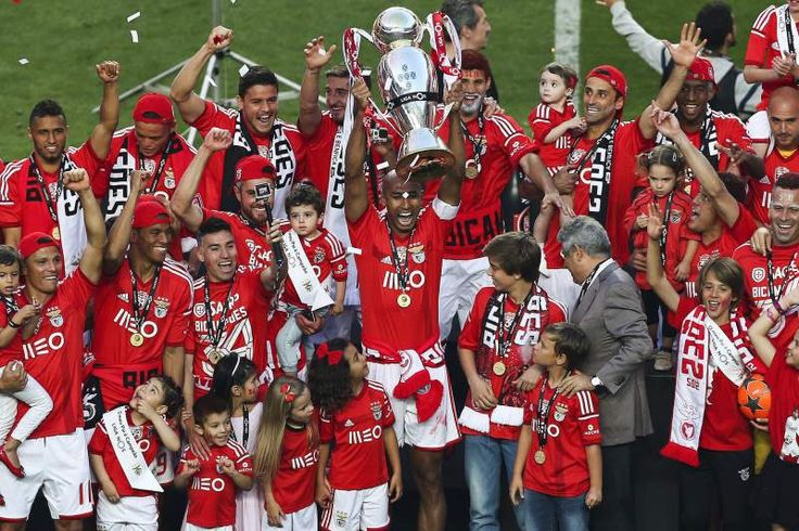 Benfica!!!  Second time in a row Portuguese League Soccer Champion!!  Simply the best!
