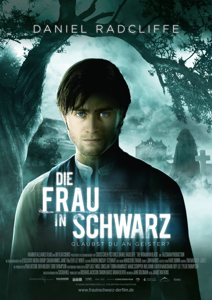 Kinostart: 29.03.2012  www.frauinschwarz-derfilm.de